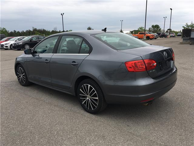 2013 Volkswagen Jetta 2.0 TDI Highline (Stk: 13-42652JB) in Barrie - Image 7 of 23