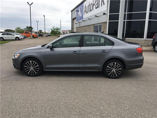 2013 Volkswagen Jetta 2.0 TDI Highline (Stk: 13-42652JB) in Barrie - Image 8 of 23