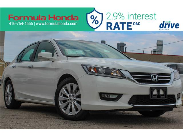 2015 Honda Accord EX-L (Stk: 19-1578A) in Scarborough - Image 1 of 31