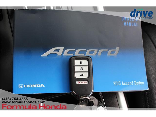 2015 Honda Accord EX-L (Stk: 19-1578A) in Scarborough - Image 31 of 31