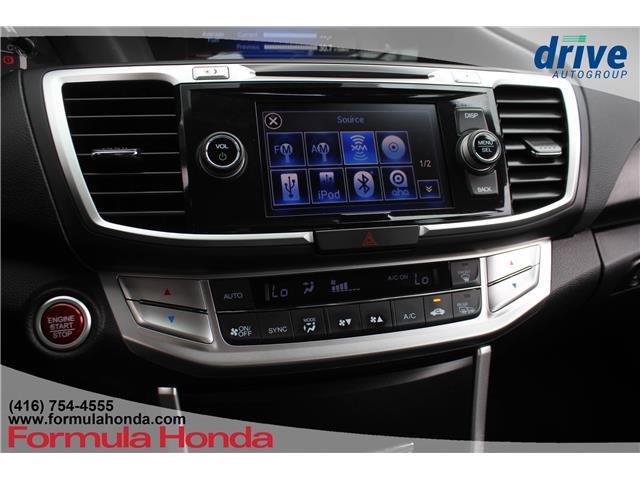 2015 Honda Accord EX-L (Stk: 19-1578A) in Scarborough - Image 16 of 31