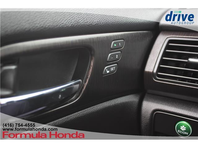 2015 Honda Accord EX-L (Stk: 19-1578A) in Scarborough - Image 22 of 31