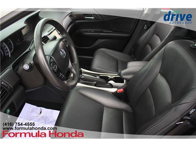 2015 Honda Accord EX-L (Stk: 19-1578A) in Scarborough - Image 11 of 31