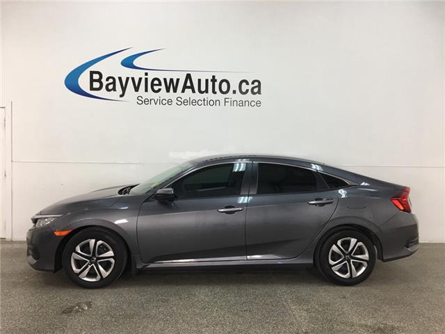 2017 Honda Civic LX (Stk: 34605WA) in Belleville - Image 1 of 24