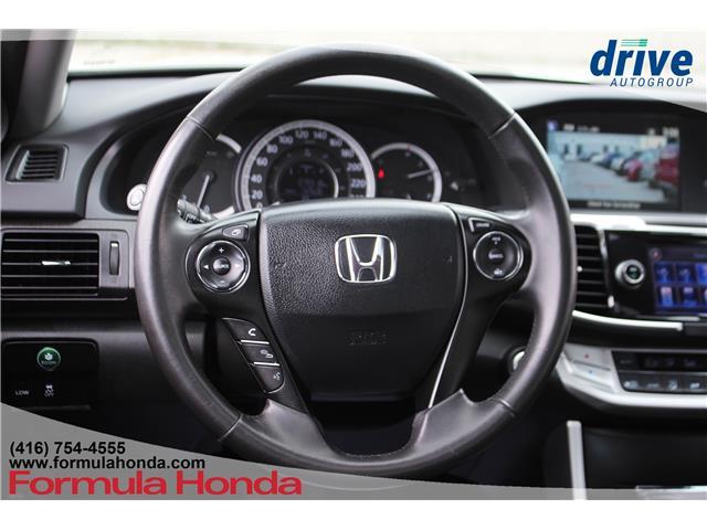 2015 Honda Accord EX-L (Stk: 19-1578A) in Scarborough - Image 12 of 31