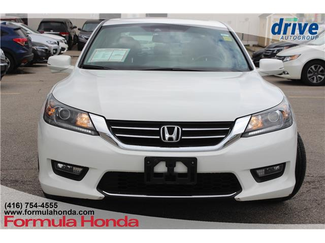 2015 Honda Accord EX-L (Stk: 19-1578A) in Scarborough - Image 4 of 31