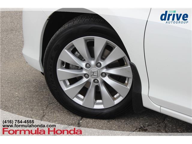 2015 Honda Accord EX-L (Stk: 19-1578A) in Scarborough - Image 29 of 31