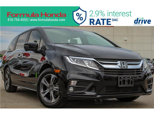 2018 Honda Odyssey EX (Stk: 19-1794A) in Scarborough - Image 1 of 28