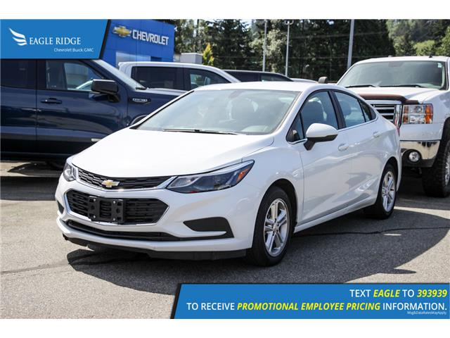 2017 Chevrolet Cruze LT Auto (Stk: 174260) in Coquitlam - Image 1 of 5