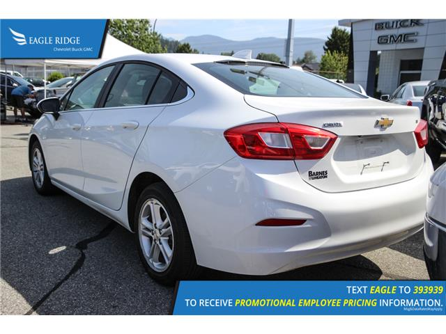 2017 Chevrolet Cruze LT Auto (Stk: 174260) in Coquitlam - Image 2 of 5