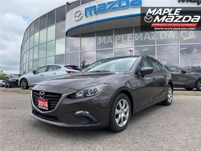2016 Mazda Mazda3 GX (Stk: P-1182L) in Vaughan - Image 1 of 19