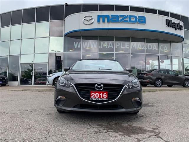 2016 Mazda Mazda3 GX (Stk: P-1182L) in Vaughan - Image 2 of 19
