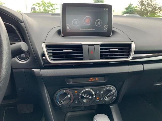 2016 Mazda Mazda3 GX (Stk: P-1182L) in Vaughan - Image 17 of 19