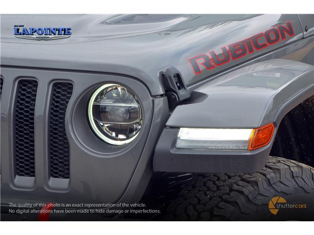 2019 Jeep Wrangler Unlimited Rubicon (Stk: 19349) in Pembroke - Image 7 of 20
