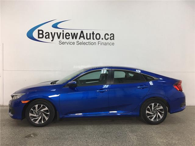 2018 Honda Civic EX (Stk: 35085J) in Belleville - Image 1 of 25
