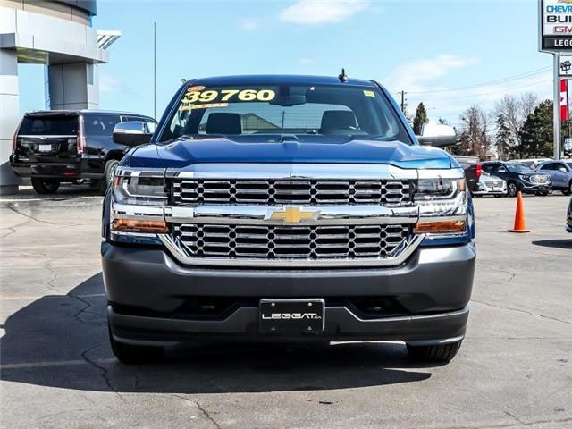 2019 Chevrolet Silverado 1500 LD WT (Stk: 5563K) in Burlington - Image 2 of 26