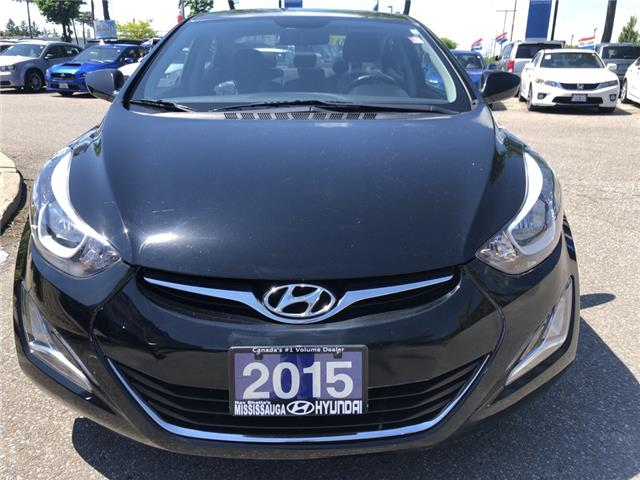 2015 Hyundai Elantra Sport Appearance (Stk: OP10400) in Mississauga - Image 2 of 15