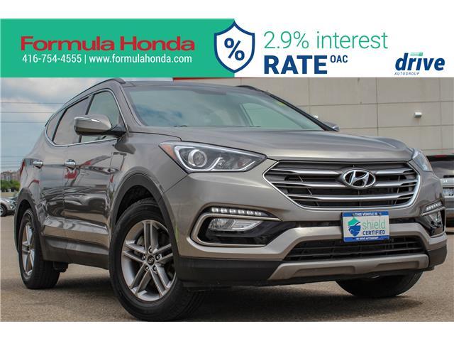 2018 Hyundai Santa Fe Sport 2.4 Luxury (Stk: B11267R) in Scarborough - Image 1 of 34