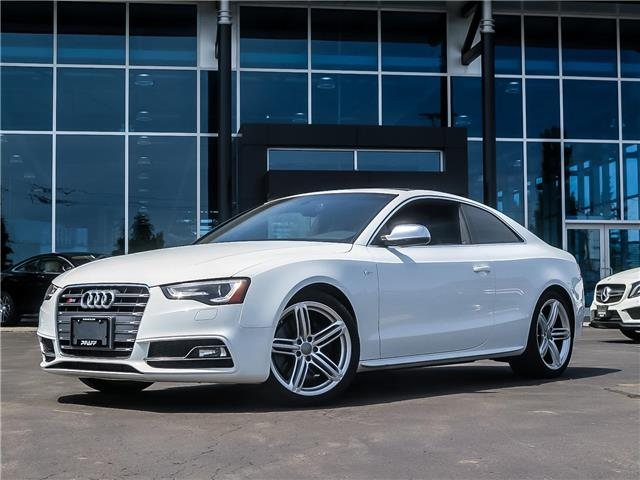 2013 Audi S5 3.0T Premium (Stk: 39121A) in Kitchener - Image 1 of 27