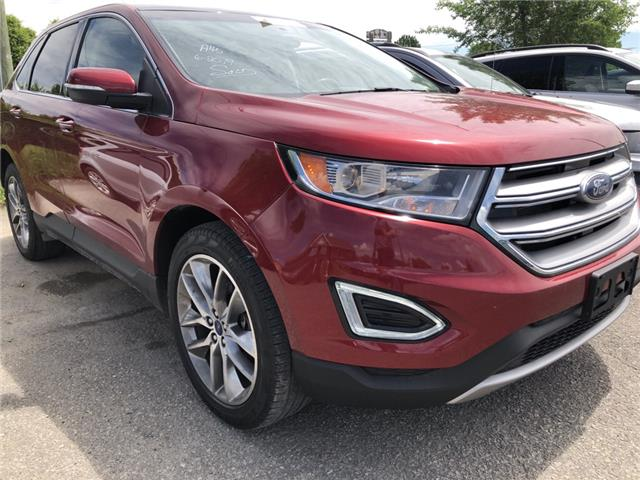 2016 Ford Edge Titanium (Stk: -) in Kemptville - Image 1 of 16