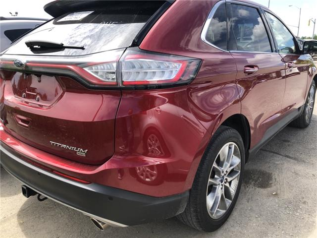 2016 Ford Edge Titanium (Stk: -) in Kemptville - Image 2 of 16