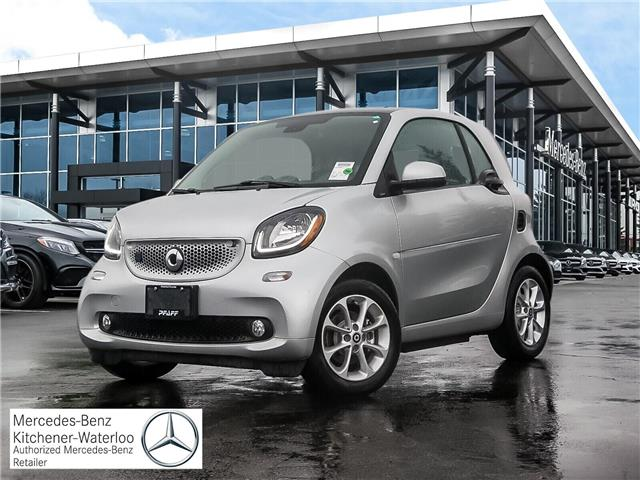 2019 Smart EQ fortwo Passion (Stk: 38865) in Kitchener - Image 1 of 15