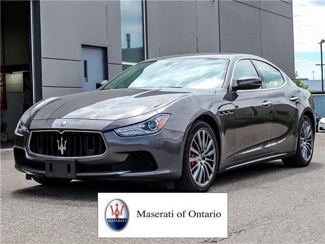 2017 Maserati Ghibli S Q4 (Stk: U4307) in Vaughan - Image 1 of 22