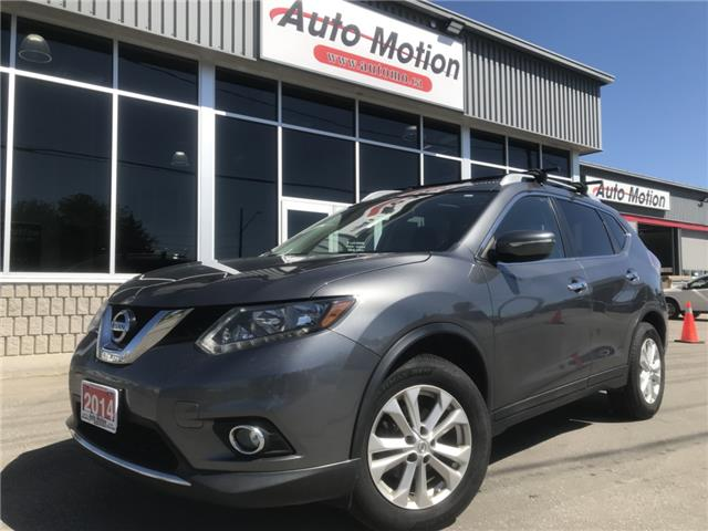2014 Nissan Rogue  (Stk: 19567) in Chatham - Image 1 of 23