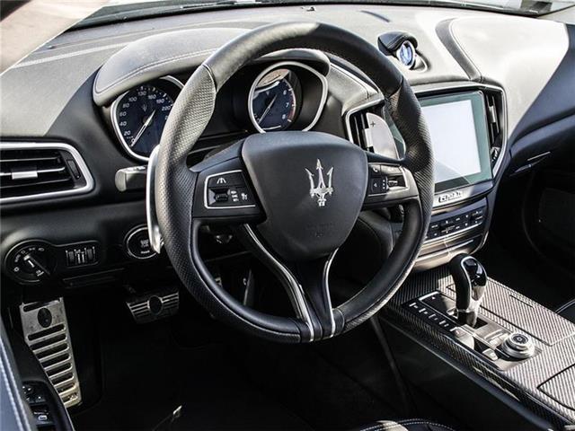 2017 Maserati Ghibli S Q4 (Stk: 727MCE) in Calgary - Image 9 of 15