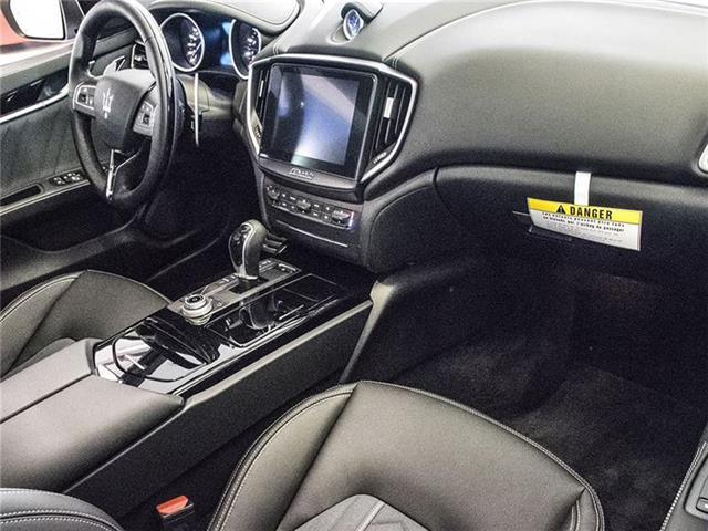 2017 Maserati Ghibli S Q4 (Stk: 750MCE) in Calgary - Image 11 of 13
