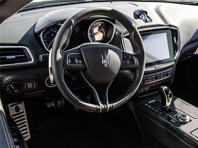 2017 Maserati Ghibli S Q4 (Stk: 728MCE) in Calgary - Image 9 of 12