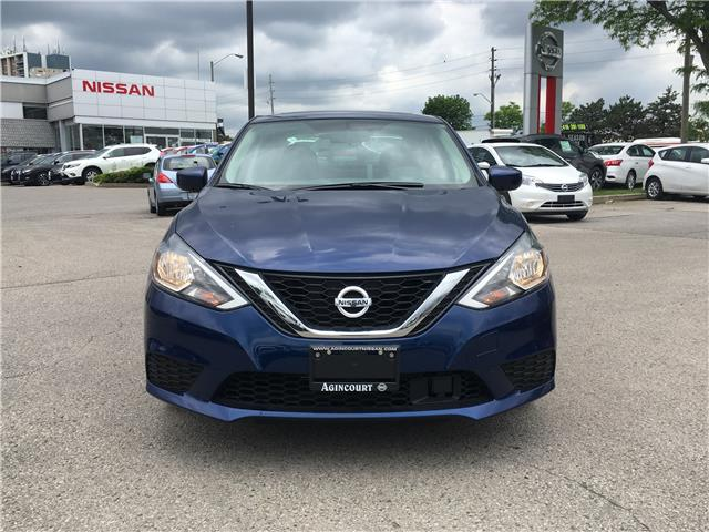2019 Nissan Sentra 1.8 SV (Stk: D282637A) in Scarborough - Image 2 of 13