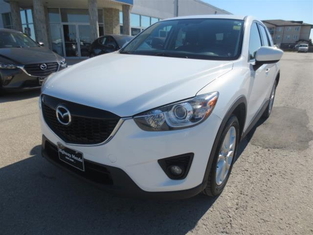 2013 Mazda CX-5 GT (Stk: A0248A) in Steinbach - Image 1 of 22