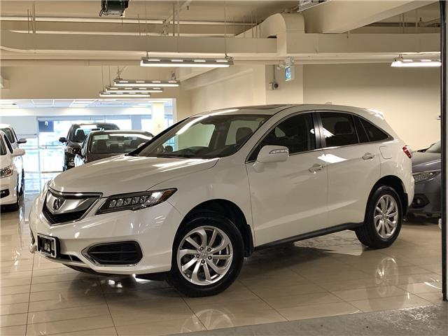 2018 Acura RDX Tech (Stk: D12659A) in Toronto - Image 1 of 32