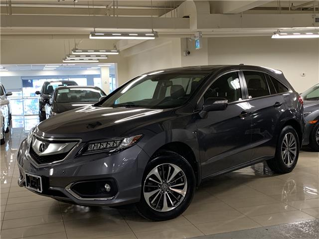 2017 Acura RDX Elite (Stk: D12542A) in Toronto - Image 1 of 30
