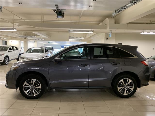 2017 Acura RDX Elite (Stk: D12542A) in Toronto - Image 2 of 30