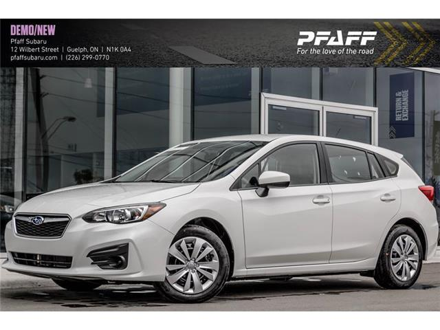 2019 Subaru Impreza Convenience (Stk: S00072) in Guelph - Image 1 of 22