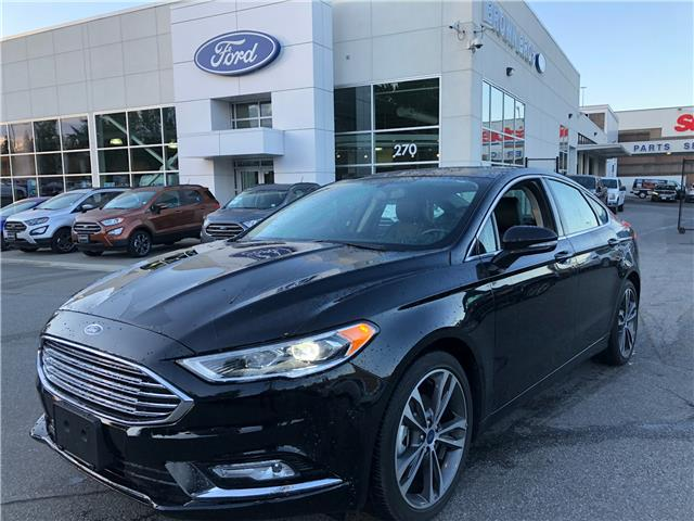 2018 Ford Fusion Titanium (Stk: CP19220) in Vancouver - Image 1 of 26