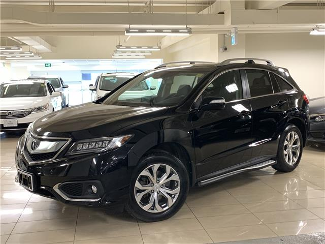 2016 Acura RDX Base (Stk: D12547A) in Toronto - Image 1 of 32
