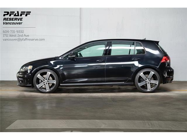 2016 Volkswagen Golf R 2.0 TSI (Stk: VU0444A) in Vancouver - Image 1 of 21