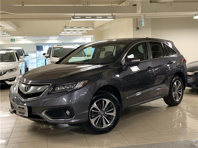 2018 Acura RDX Elite (Stk: D12511A) in Toronto - Image 1 of 30