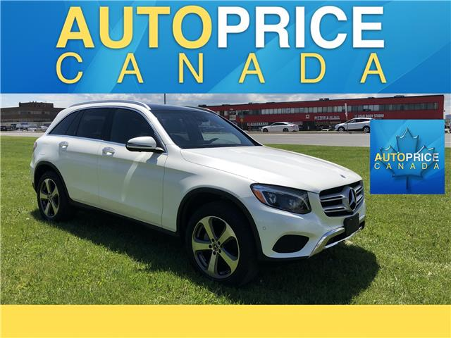2018 Mercedes-Benz GLC 300 Base (Stk: H0371) in Mississauga - Image 1 of 28