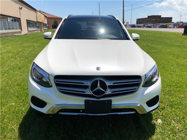 2018 Mercedes-Benz GLC 300 Base (Stk: H0371) in Mississauga - Image 2 of 28