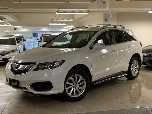2018 Acura RDX Tech (Stk: D12390A) in Toronto - Image 1 of 25