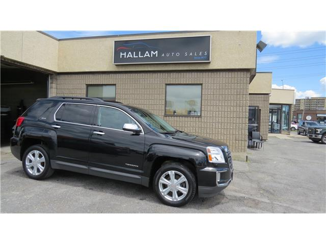 2016 GMC Terrain SLE-2 (Stk: ) in Kingston - Image 1 of 17