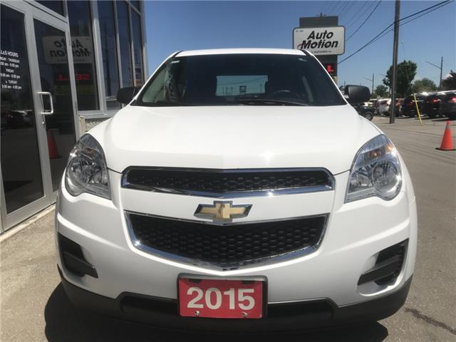 2015 Chevrolet Equinox LS (Stk: 19687) in Chatham - Image 5 of 18