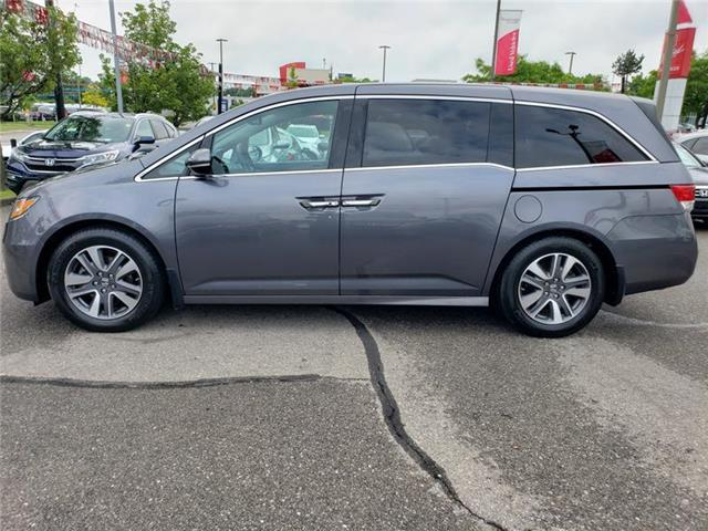 2017 Honda Odyssey Touring (Stk: 325830A) in Mississauga - Image 2 of 22