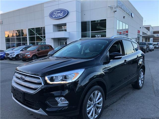2018 Ford Escape Titanium (Stk: CP19222) in Vancouver - Image 1 of 24