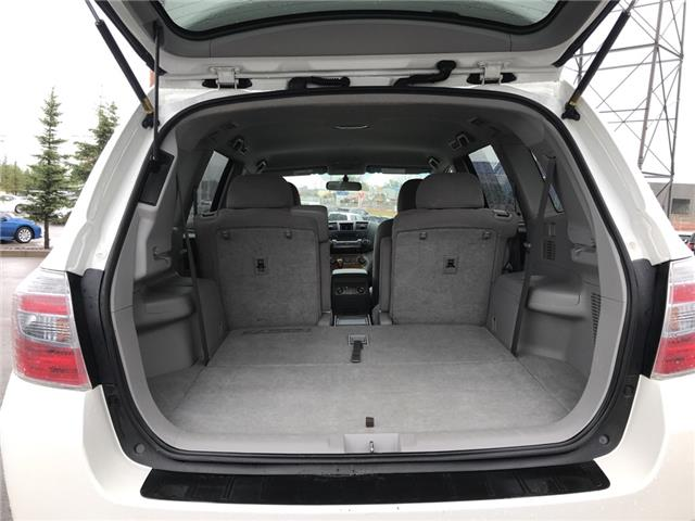2008 Toyota Highlander Hybrid Base (Stk: 190147A) in Cochrane - Image 10 of 14