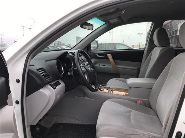 2008 Toyota Highlander Hybrid Base (Stk: 190147A) in Cochrane - Image 11 of 14
